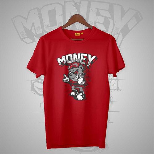 Money Mens-H-S Crew Neck