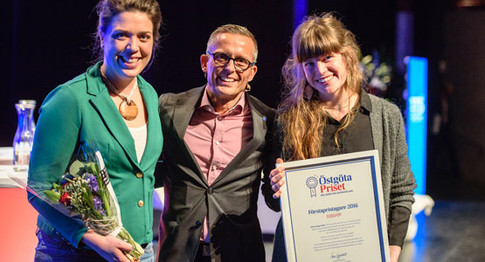 Vinnare av Östgötapriset 2016