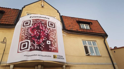 Jättevulvan är nominerad i Visby
