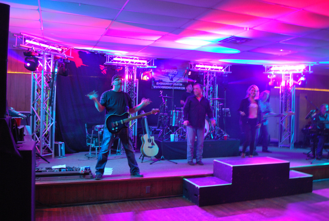 New Taiton Band on Stage.JPG