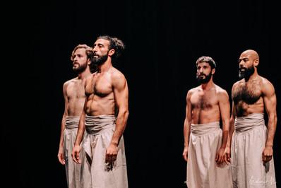 Le printemps de la danse arabe, Institut du monde arabe