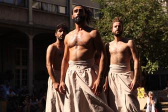 From festival Syrien n'est fait
