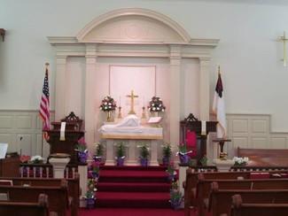 Orangeville Church
