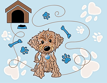 Doggy WallPaper Print.png