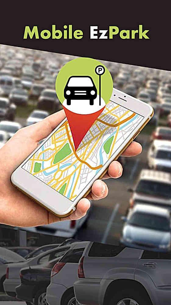 Mobile EzPark App