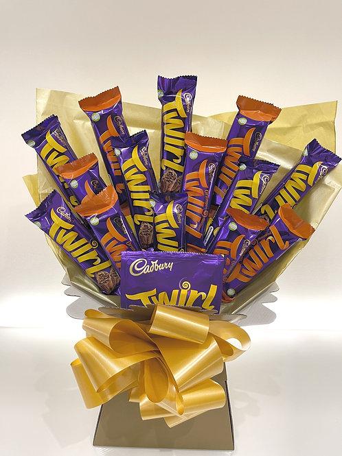 Cadbury's Twirl Mix
