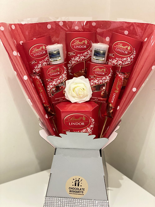 Lindt Deluxe with Candles