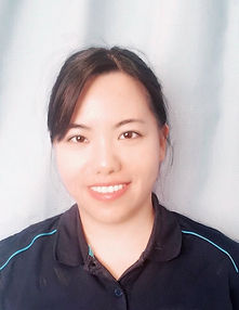 Queenie, Kun Liu, Physiotherapis, Acupuncturist, Chinese Medicine Practitioner
