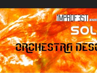 Improfest 5 2018 - 23/12, 19hs Solstício/Participantes da Orchestra Descarrego: Ibirapuera
