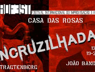 Encruzilhada # 3 Lívio Tragtenberg e João Bandeira