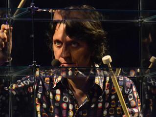 LOOP B: música eletrônica brasileira + percussão em sucata