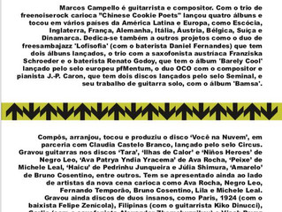 Conferência e Concerto - Marcos Campello