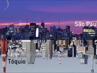 Improfest Tóquio e São Paulo: Lançamento do CD Psychogeography an Improvisational Derive.