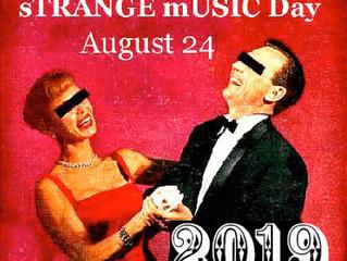 Improfest::Strange Music Day