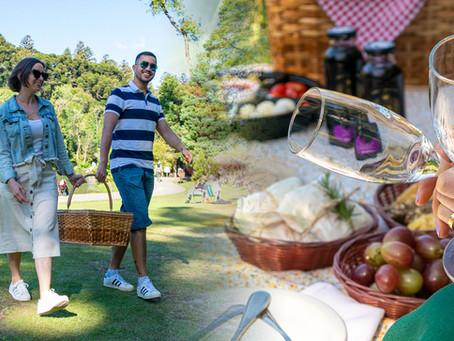 10 lugares lindos para fazer um piquenique na Serra Gaúcha (Gramado, Canela e região)