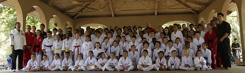 Sponsored by Mu Han Total Martial Arts and USFLF