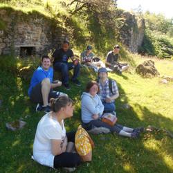 Minions walk and picnic
