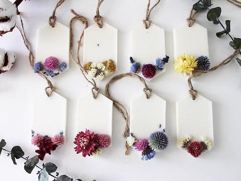 Fondant fleurie - Ma bougie fleurie