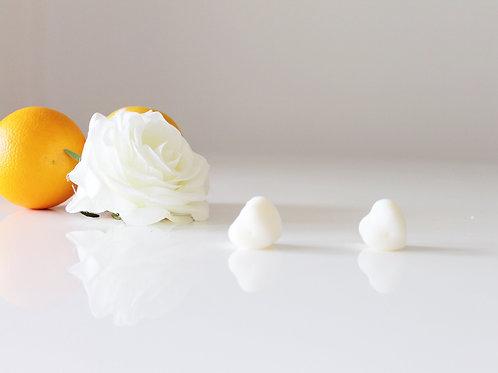 Fondant fleur d'oranger - Ma bougie fleurie