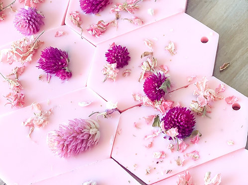 Eid mubarak - fondant fleuri
