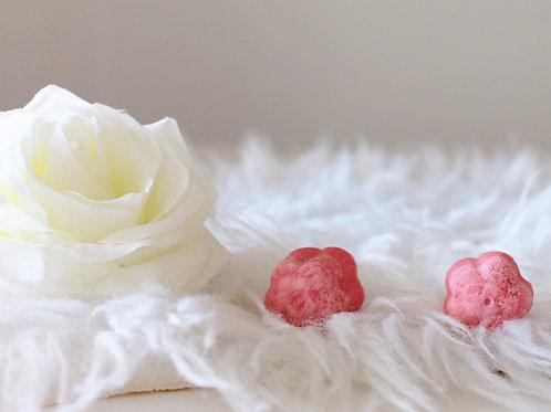 Fondant séduction - Ma bougie fleurie