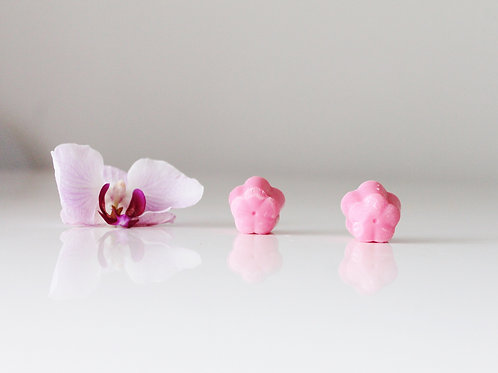 Fondant fleur de cerisier - Ma bougie fleurie