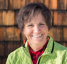 Picture of author Nancy Rynes.