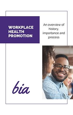 BIA EBOOK W_O WORKSHEETS - WORKPLACE HEA