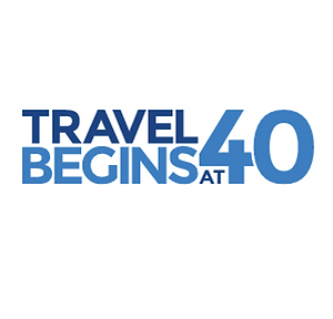 Travel begins at 40 logo in square.png