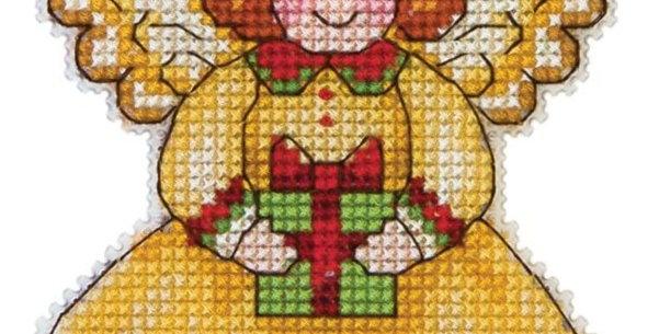 DIMENSIONS: Angel Ornament