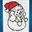 Thumbnail: Harvey's Christmas Excitement - 14 CT Cross Stitch Kit