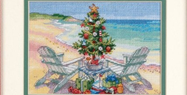 DIMENSIONS  Gold Collection: Christmas  on the Beach