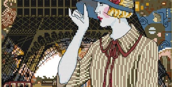 Joy Sunday: The Pretty Woman of Paris