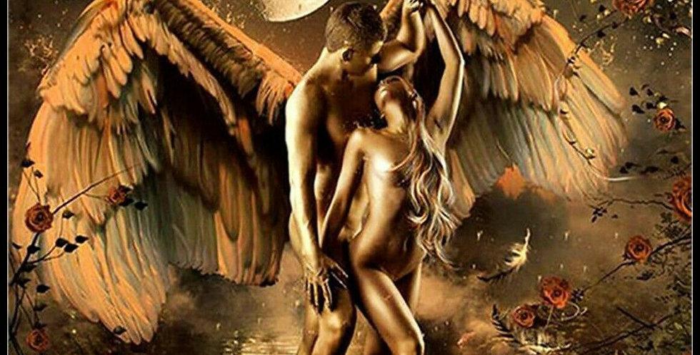 ANKICOLEMAN DESIGN: Angel Couple