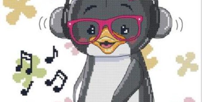 Joy Sunday: Little Penguin