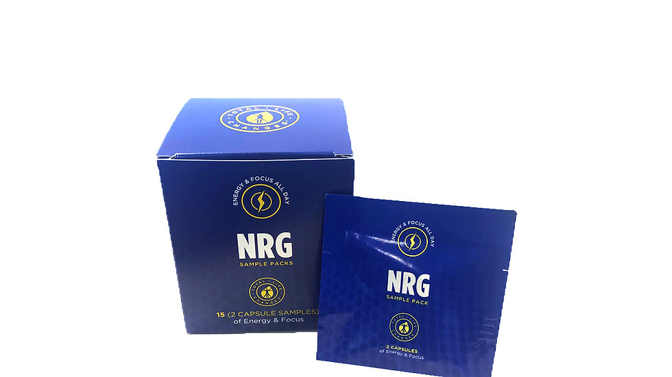 NRG Sample Box