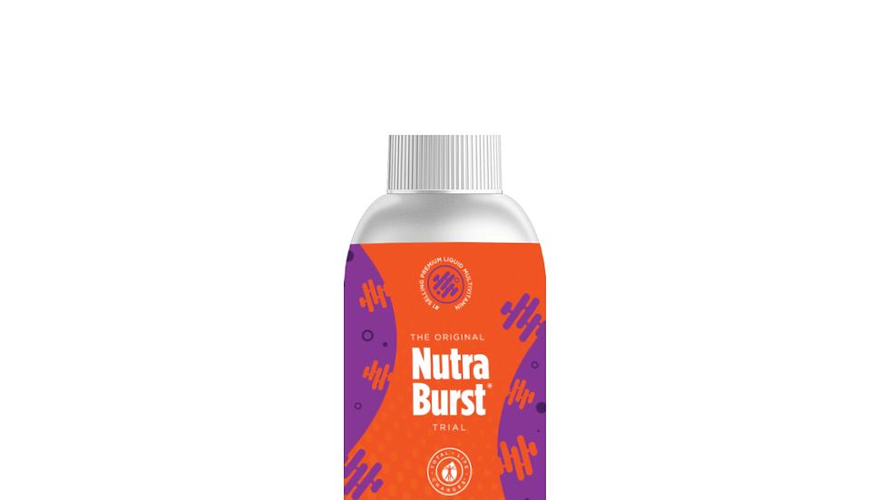 NutraBurst Trail Size