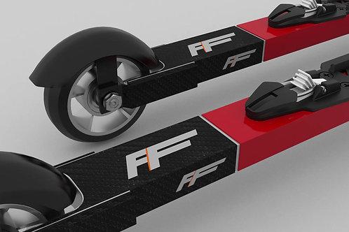 FF Skate rollerskis inc binding