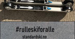 STANDARDSKI.NO UTFORDRER RULLESKIMARKEDET!