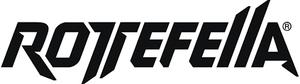 rottefella sin logo i sort skrift med hvit bakgrunn