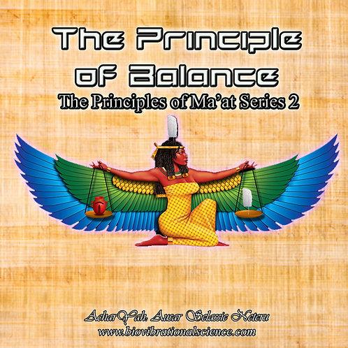 Principle of Balance: Ma'at Series Part 2 MP3
