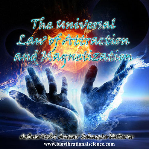 The Universal Law of Attraction and Magnetization MP3
