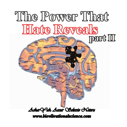 The Power That Hate Reveals Part II 4/22/18 mp3