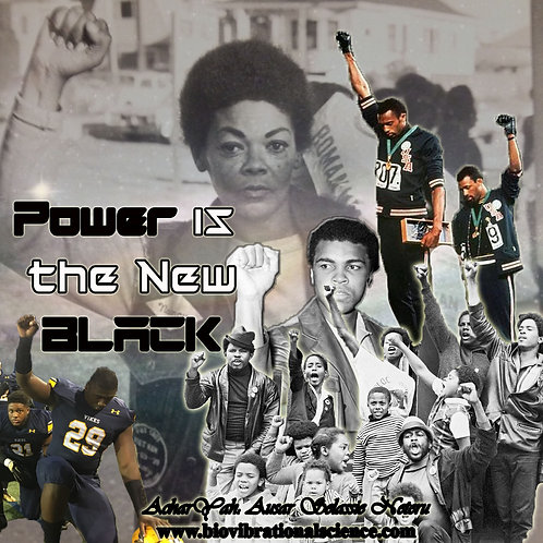Power is the New Black MP3