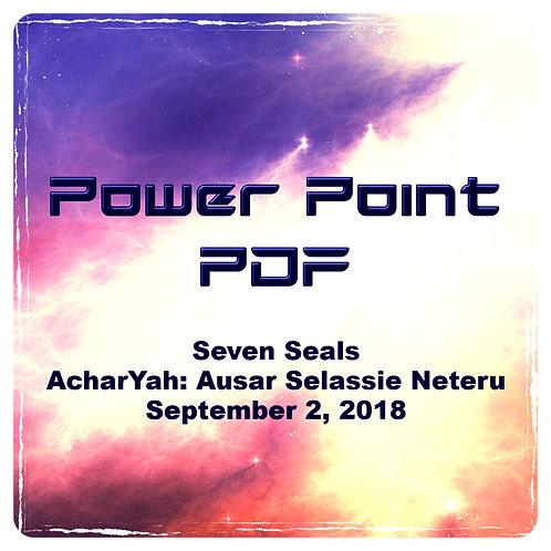 Seven Seals PDF