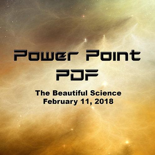 Beautiful Science PDF