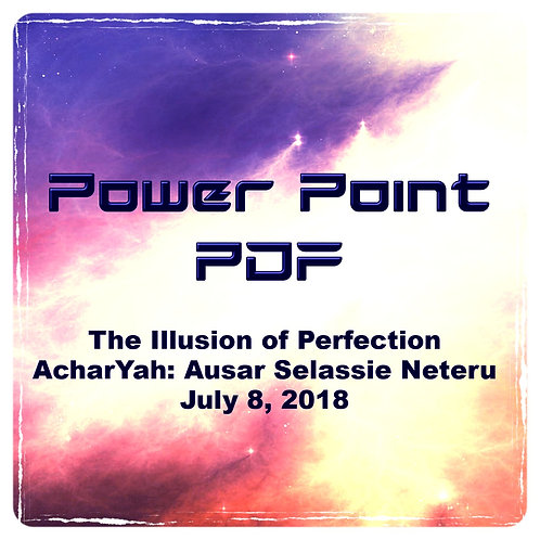 The Illusion of Perfection PDF