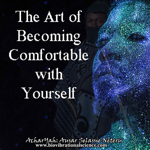The Art of Being Comfortable w/Yourself MP3