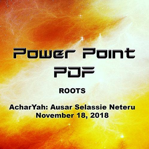Roots PDF
