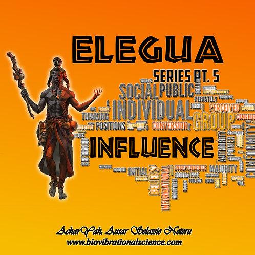 Elegua Series Part 5: Influence MP3